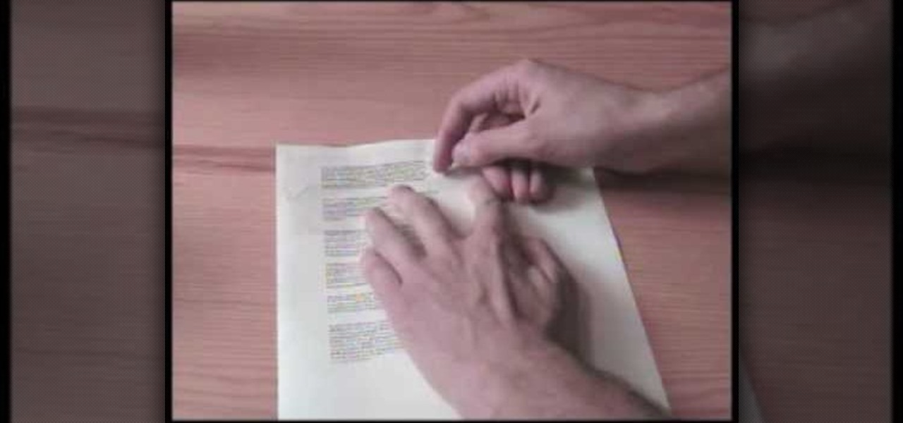 How to Cheat on a test with an invisible piece of tape « Cons