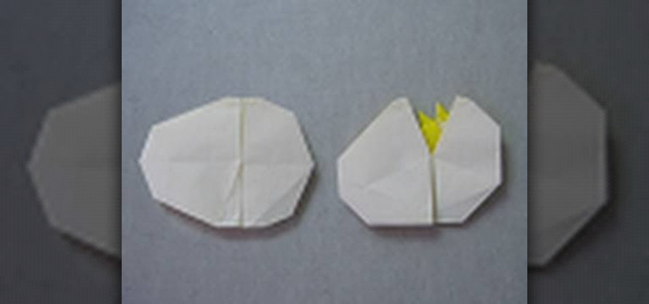 how to origami an easter hatching egg and chick 171 origami