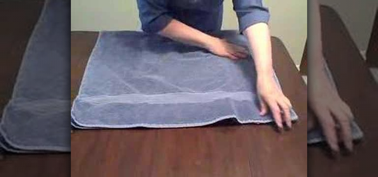 How To How To Organize And Fold Towels 171 Housekeeping