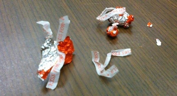 You've Been Unwrapping Hershey Kisses Wrong Your Entire Life