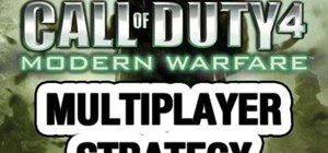 Move about the Creek multiplayer map in Call of Duty 4: Modern Warfare