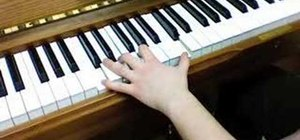 "Play the intro to ""Space Dementia"" by Muse on piano"