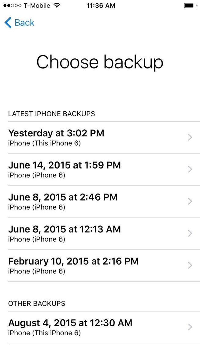 How to Back Up & Restore Your iPhone Without a Computer