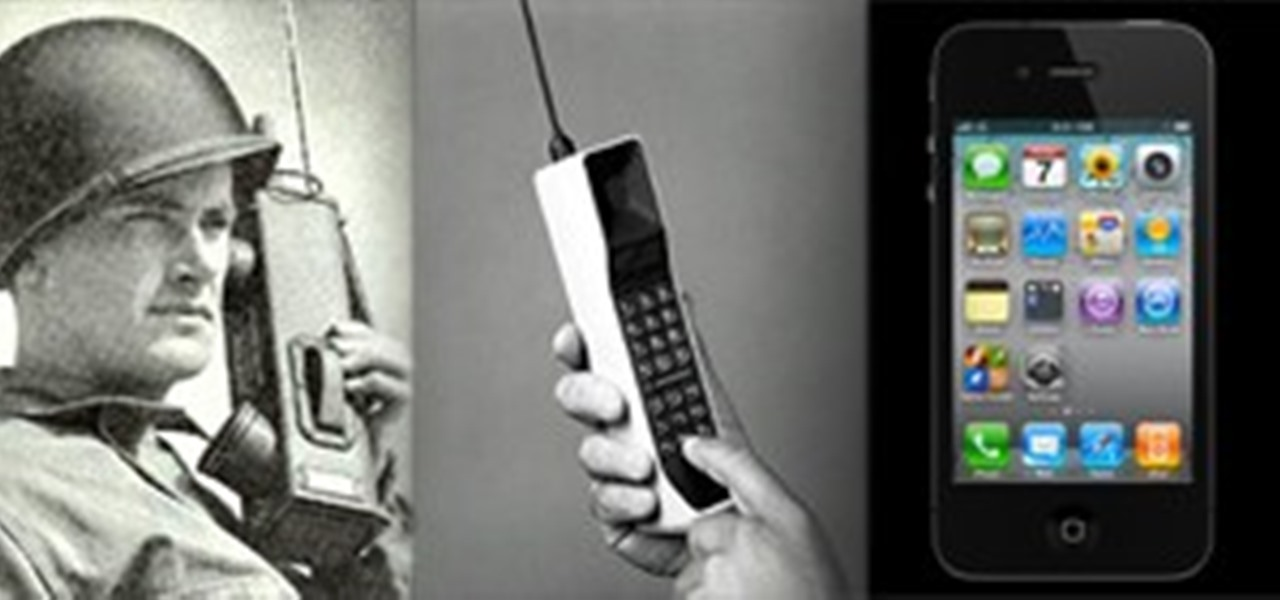 From backpack transceiver to smartphone a visual history of the mobile phone smartphones - What to do with used cell phones five practical solutions ...