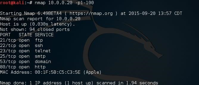 How to Build a Stealth Port Scanner with Scapy and Python
