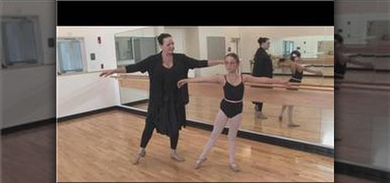 How to Do a center floor ballet routine « Ballet :: WonderHowTo