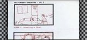 Storyboard your movie on the cheap