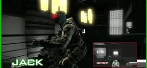 Play Mission 2 in Splinter Cell: Conviction co-op mode