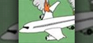 Survive an airplane crash