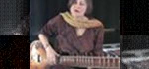 Play basic sitar