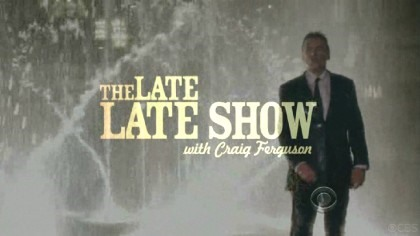One Night Stand: The Late Late Show With Jackass