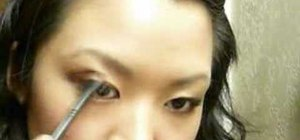 Glue eyelids