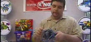Build a shifting transmission with K'NEX
