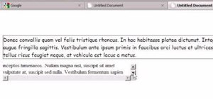 Position elements with CSS in Adobe Dreamweaver CS4