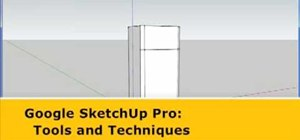 Use interactive motion in Google SketchUp
