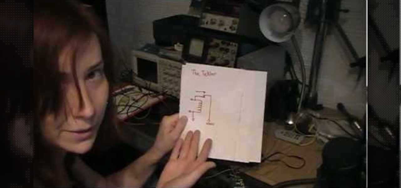 How to build a power supply for electroluminescent el