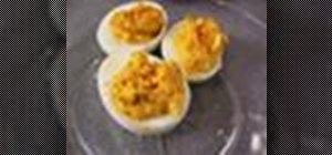 Make a quick and easy batch of deviled eggs