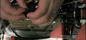 Remove and perform maintenance on Nitro brakes