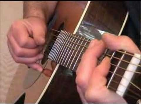 Play John Lee Hooker-style blues guitar - Part 3 of 3