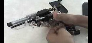 Modify your airsoft pistol