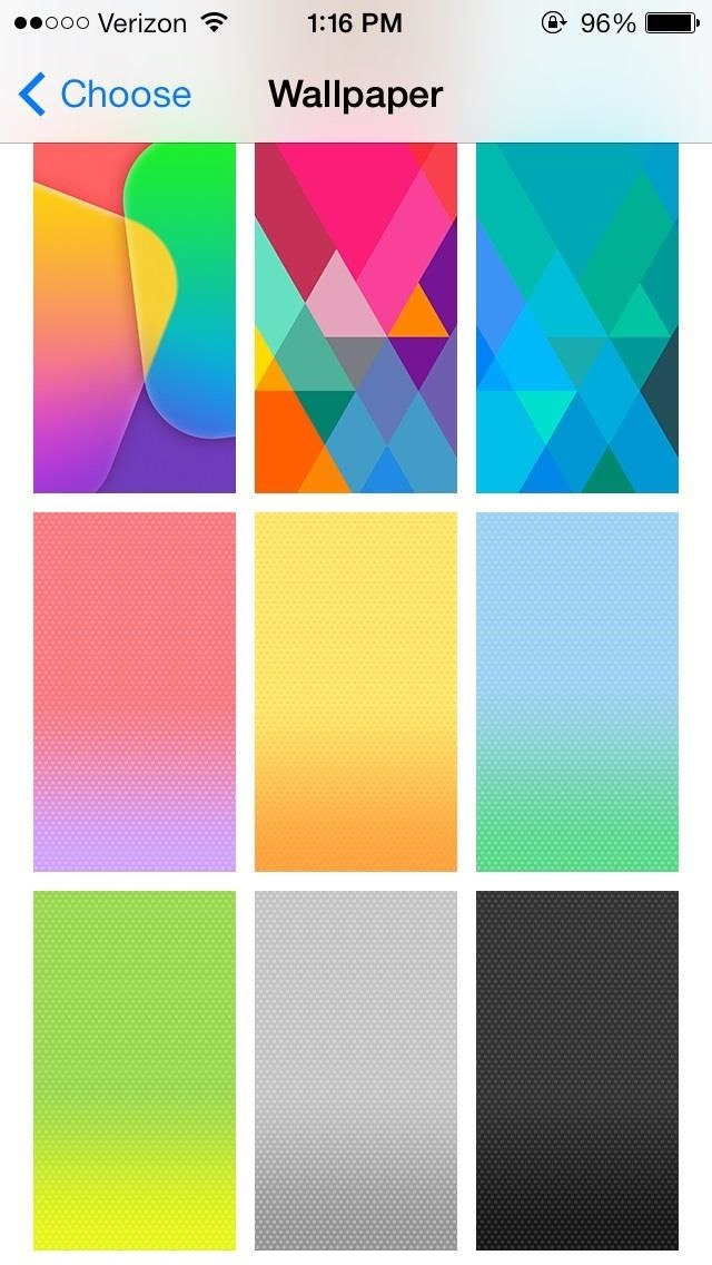 dynamic wallpaper for ios 7 iphone 5 gallery