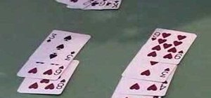Count cards in Blackjack easily
