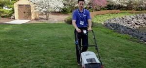 Mow and edge your yard properly from Sears