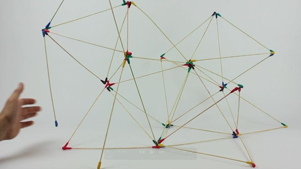 Magnets, Sticks, and Sugru Combine to Make an Awesome DIY Construction Toy