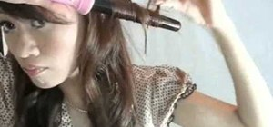 Curl your hair for beanies like Tsubasa Hime Gyaru