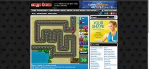 How to Hack Bloons Tower Defense 3 unlimited money (09/24/09