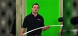 Build your own green screen