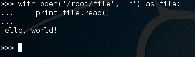 How to Train Your Python: Part 16, Basic File Input and Output