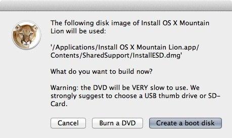 how to create ubuntu install dvd