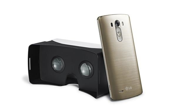 LG Giving Away Free Virtual Reality Headset with Purchase of a New G3