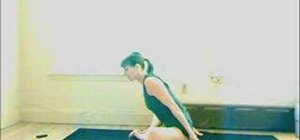 Practice inner thigh opener
