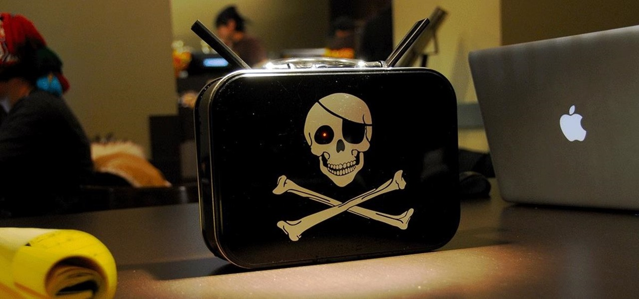 Use a Raspberry Pi as a Dead Drop for Anonymous Offline Communication