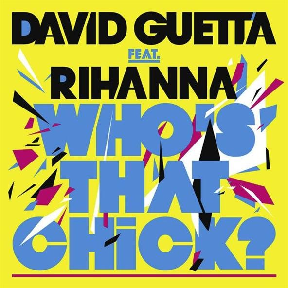 """Rihanna's """"Who's That Chick"""""""