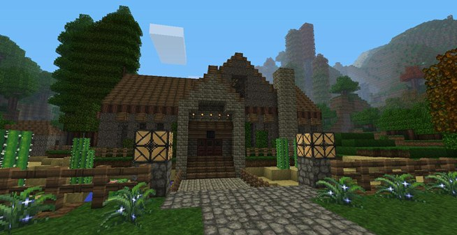 How to Improve Architecture and Style in Minecraft « Minecraft