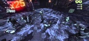 Beat the Survival of the Fittest challenge in Batman: Arkham City