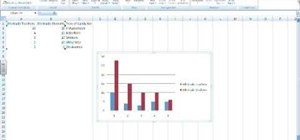 How to make a basic bar graph in microsoft excel microsoft office how to make a basic bar graph in microsoft excel ccuart Gallery