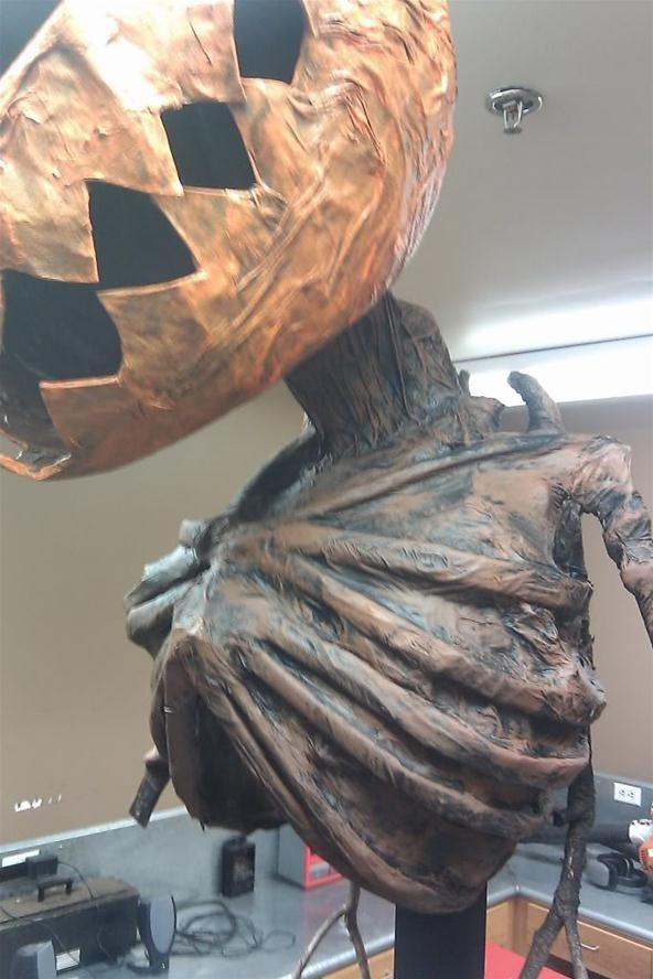 Cool Freakin Scarecrow