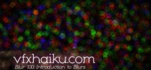 Create and use blur effects in Adobe After Effects