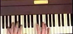 "Play ""Maxwell's Silver Hammer"" by the Beatles on piano"