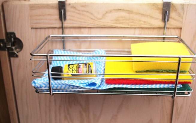 10 Smart Storage Hacks For Your Small Kitchen 171 Food Hacks