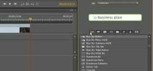 Create DVD menus with Adobe Encore CS4 or CS5