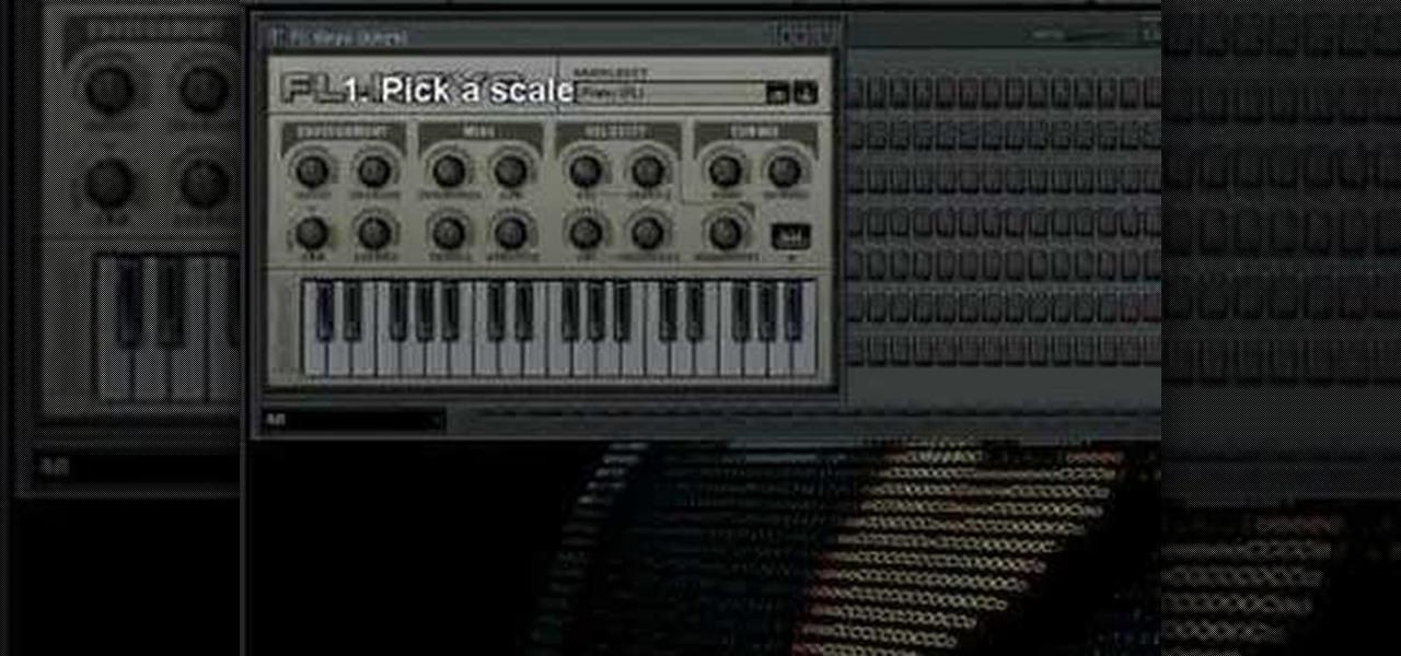 How to Create a melody in FL Studio « FL Studio :: WonderHowTo