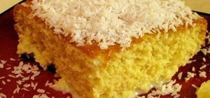 Make a French Tres Leches moist cake