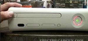 Fix the dreaded Red Ring of Death on your Xbox 360