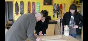 Build a skateboard with the Roarockit Thin Air Press