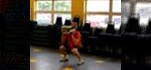 Do exercises to increase swim strength